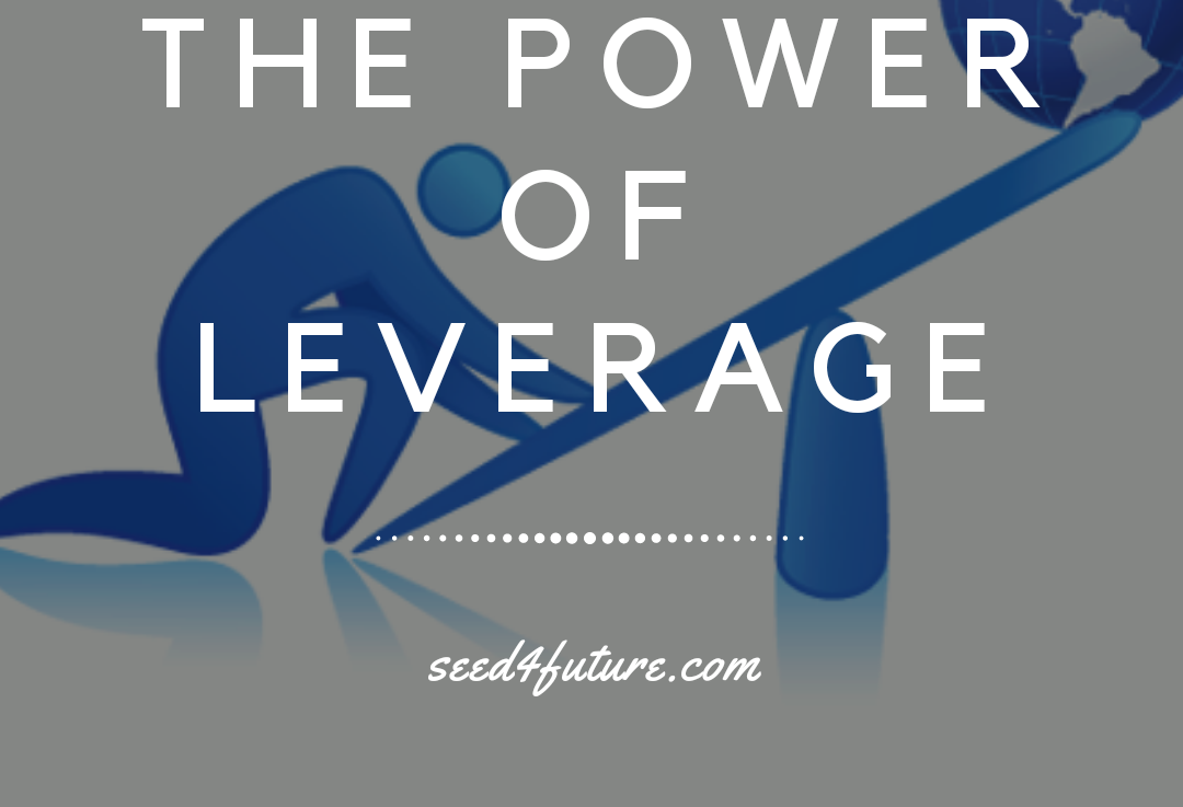 Your Jethro Motivation For The Power of Leverage